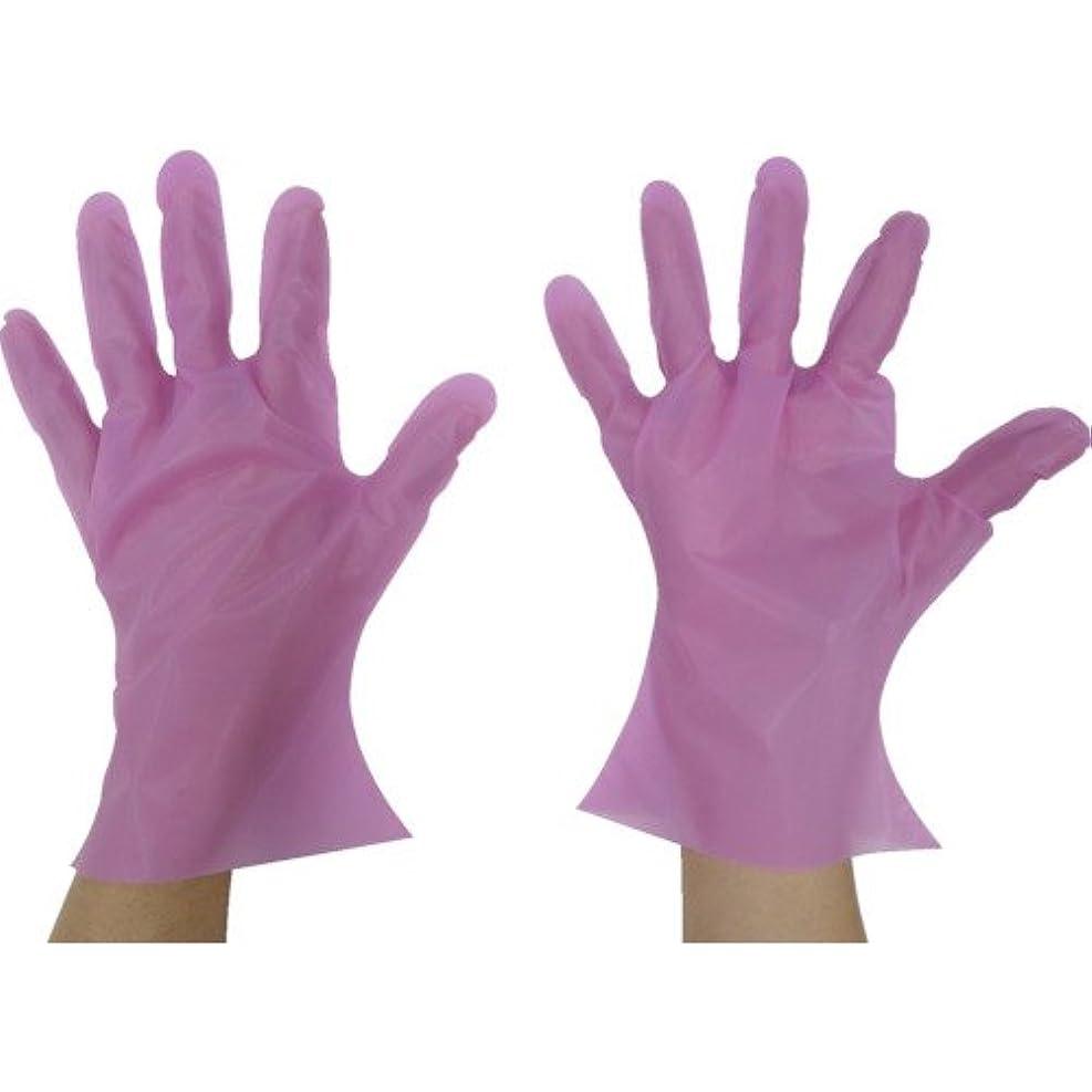 さわやか防水バンガロー東京パック マイジャストグローブエコノミー化粧箱L ピンク(入数:200枚) PMJEK-L