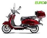 Retro Roller Easy Cruiser Chrom 25 km