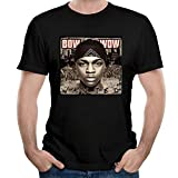 Photo de WEIQIQQ Homme Bow Wow Wanted Gift Short Sleeved Manches Courtes/T-Shirt par