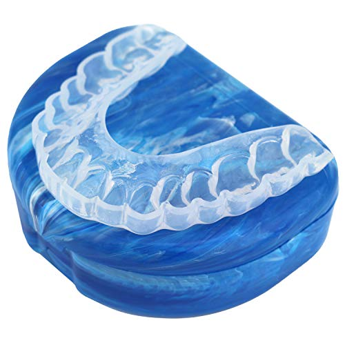 American DentalCraft Custom Dental Night Guard - 3mm Soft Sleep Mouth Guard for Teeth Grinding, Bruxism, TMJ Relief – Upper Bite Guard