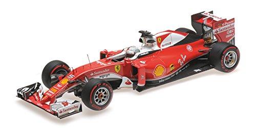 Bbr Ferrari SF16-H - Maqueta de Ferrari Ferrari (Escala 1:18)