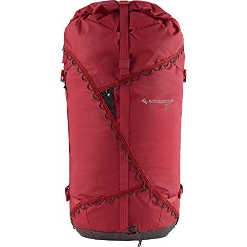 Klättermusen Ull Backpack 30L Rucksack, Burnt Russet