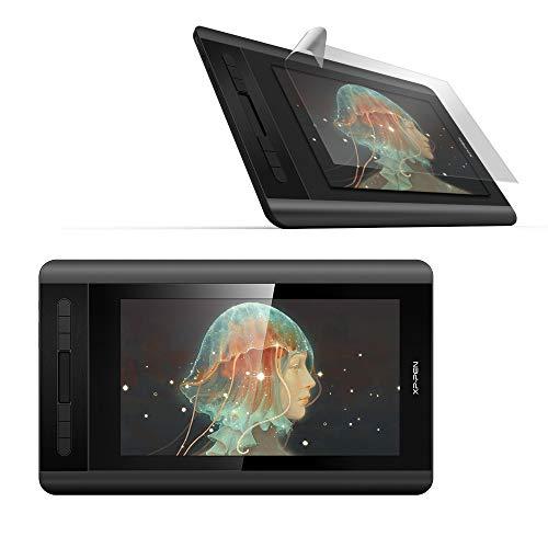 XP-PEN Artist12 11.6 Inch FHD Drawing Monitor Pen Display & 2X Screen Protector
