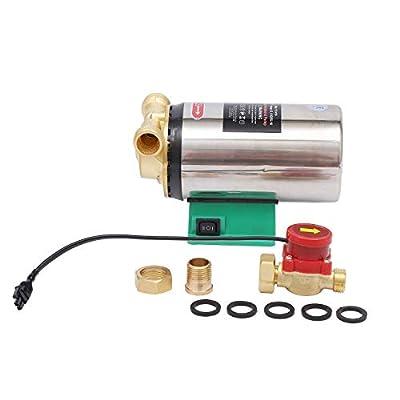 KATSU Tools MERRY® Automatic Home Shower Washing Machine Water Booster Pressure Pump 151410