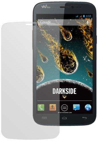 dipos I 2X Schutzfolie matt kompatibel mit Wiko Darkside Folie Bildschirmschutzfolie