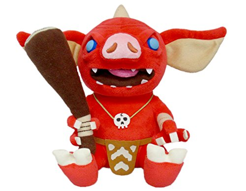 The Legend of Zelda Breath Of The Wild ZP02 BOTW Bokoburin Bokoblin Bokblin (S) Peluche Plush 21cm [Japan Import]