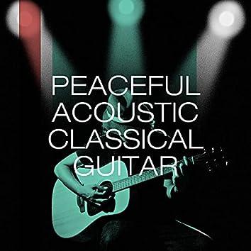 Peaceful Acoustic Classical Guitar