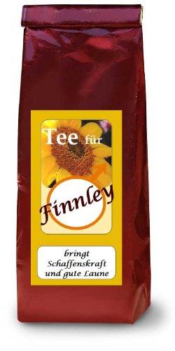 Finnley; Früchtetee; Namenstee