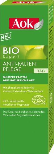 Aok Gesichtspflege Bio Expert Anti-Falten Pflege Tag