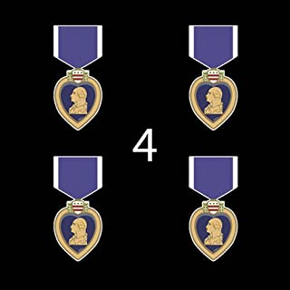 US Army Medal Armed Forces Purple Heart 3