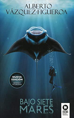 Bajo siete mares (Novelas)