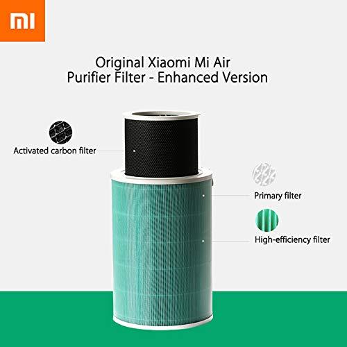 azewe Original Xiaomi Mi purificador de Aire Formaldehído eliminación Cartucho de Filtro – Versión Mejorada: Amazon.es: Hogar