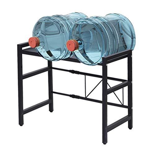 YANXIH Rejilla Extensible para Horno Microondas De Carga Pesada, Organizador De Almacenamiento De Cocina con Soporte De Estante para Microondas, Altura Ajustable, Los 60/36/56CM