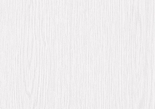 alkor DecoDesign Klebefolie, Weiß, 45 x 200 cm, 9