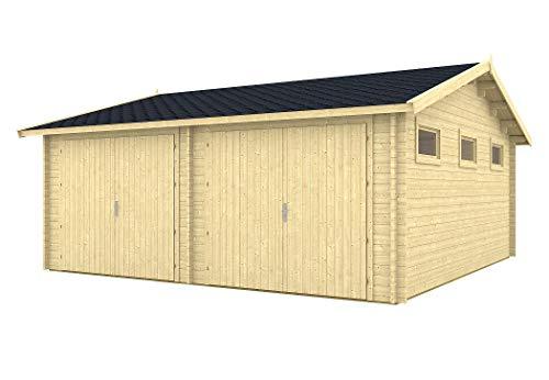 Tene Kaubandus Blockhaus Garage Kotka...