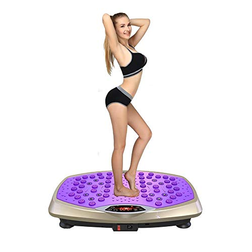 Why Should You Buy X/L Quick Slimming Vibration Platform Machines,3 Major Earthquake Zones Power Fit Platform,with Remote Control/Shiatsu Massage/Magnet Massage/Intelligent Timing/Power Off Protection
