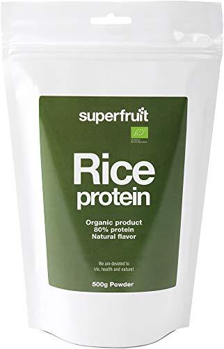 Superfruit Rice Protein Powder - EU Org 500g