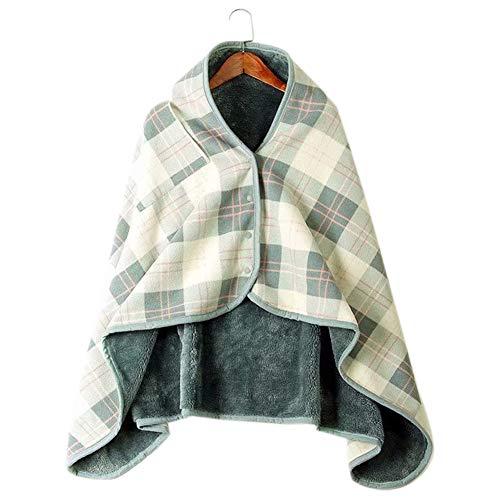 Minions Boutique Wearable Dreamscene Couverture couvre-lit Printemps Automne Hiver Plaid Home Housse de canapé lit de voyage Bureau Wearable pour couverture, 2, 80 * 135 cm