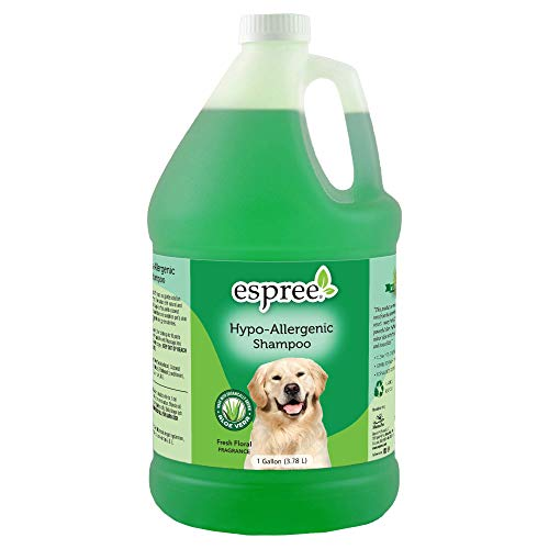 Espree Hypo Allergenic Shampoo for Dogs & Cats | Formulated with...