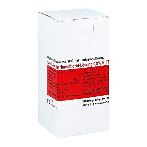 ISOTONISCHE NaCl Lösung 0,9% Eifelfango 100 ml