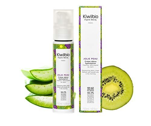 Kiwiibio - Crème Detox Hydratation - Jolie Peau