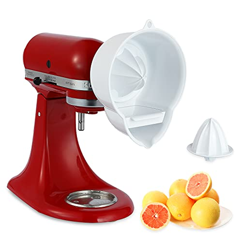 Juicer Attachment for Kitchenaid Stand Mixer with 2 Size Reamer,Juicer...