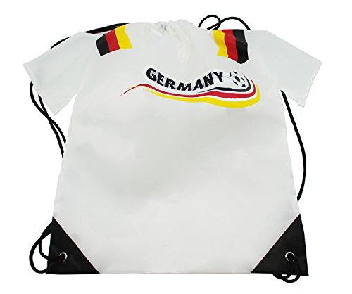 Idena 21558 - Sportbeutel Deutschland,...