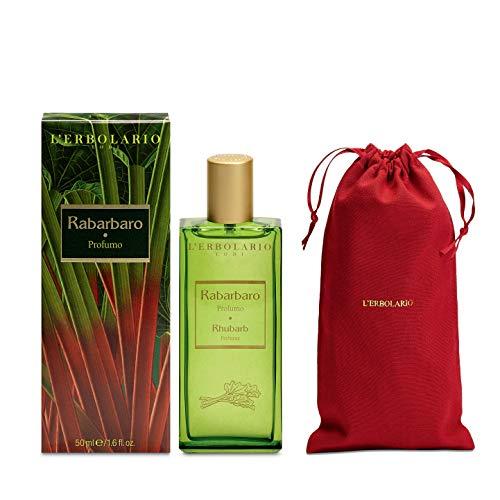 L'Erbolario L'erbolario rabarbaro eau de parfum 50 ml