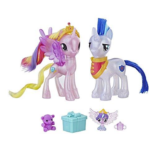 My Little Pony Princess Cadance & Shining Armor Set
