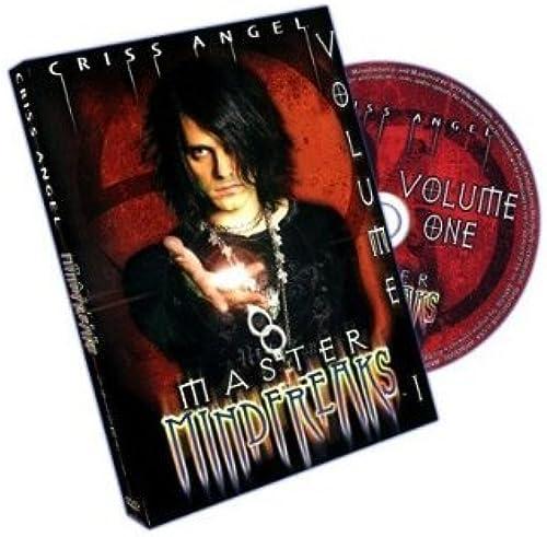 almacén al por mayor Master Mindfreaks Volume 1 by Criss Angel by Angel Productions Productions Productions Inc.  precios bajos