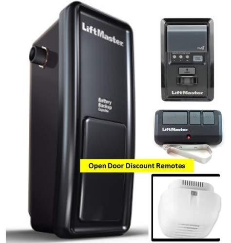 8500 LiftMaster Elite Series myQ Equipped Wall Mount Garage Door Opener w 893MAX…
