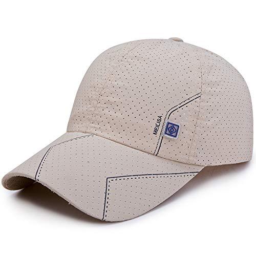Sombrero de Verano de Secado rápido. Sombrilla Exterior 1-4