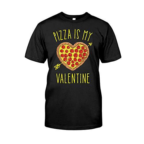 Situen Pizza Pl-zza Is My Valentine Funny Valentines Day 3 T-Shirt