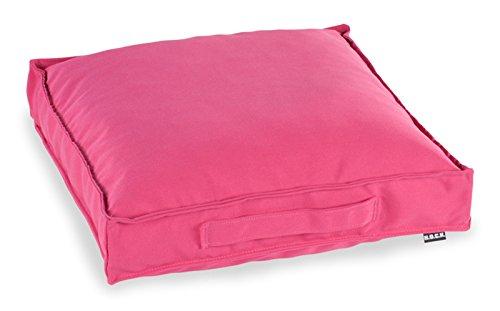 H.O.C.K. Matratzenkissen Outdoor 50x50x10cm Classic Uni pink