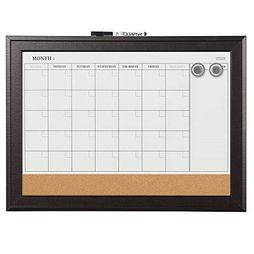 Best eraser board calendar and pin boards for 2021