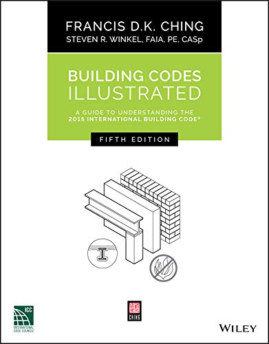 Building Codes Illustrated: A Guide to Understanding the 2015 International Building Code