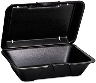 GNP205003L - Hinged-Lid Foam Carryout Containers