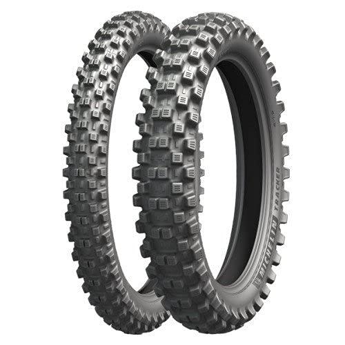 Neumático Michelin Tracker moto 120 80-19 63 R TT para motos