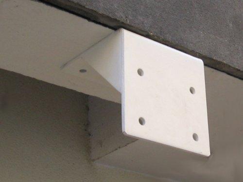 Prime Tech Deckenhalter für Markisen in weiß
