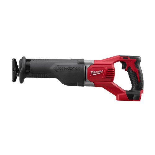 Milwaukee 2621-20 M18 SAWZALL 18V Cordless Lithium-Ion Reciprocating Saw (Bare Tool)