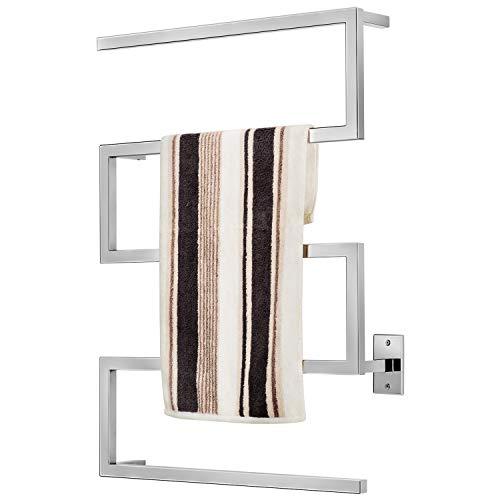 Sharpeye Stainless Steel Bathroom Hardware Accessories Set Wall Mounted Towel Bar Towel Rack Towel Holder Type 1