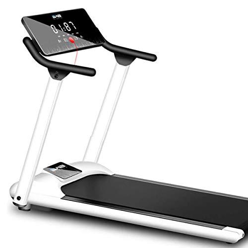 Motorisierte Lauf Joggen Gehen Folding Treadmill Ultra Thin & Silent Ausrüstung Kleine Multifunktionale Gehmaschine für Home/Office Portable Gym