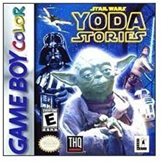 star wars yoda stories game boy color