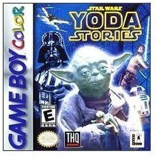 star wars yoda stories game boy color