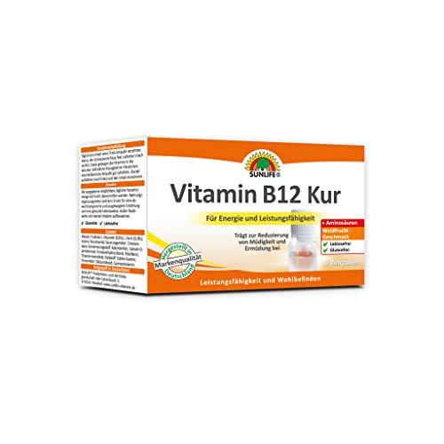 SUNLIFE Vitamin B12 Kur, 70 g