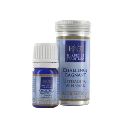 HERBES ET TRADITIONS - Synergie d'huiles essentielles Challenge gagnant - 5 ml