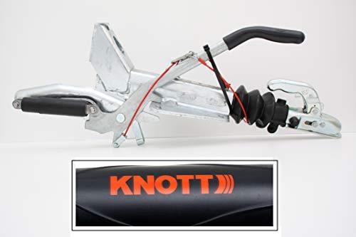 p4U Knott 202475.002 202475002 - Dispositivo de inercia con freno de bola KF 13 E con KK14 750-1400 kg