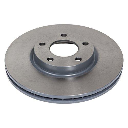 Preisvergleich Produktbild febi bilstein 32770 Bremsscheibensatz (2 Bremsscheiben) vorne,  innenbelüftet,  Lochanzahl 5