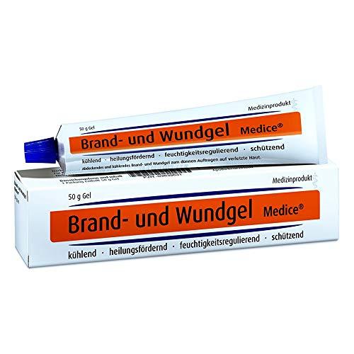 BRAND UND WUNDGEL Medice, 50 g