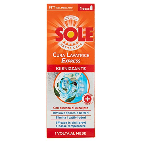 Sole Detersivo per Lavatrice, 250ml